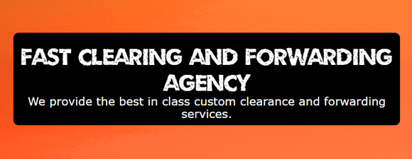 FAST CLEARING AND FORWARDING AGENCY