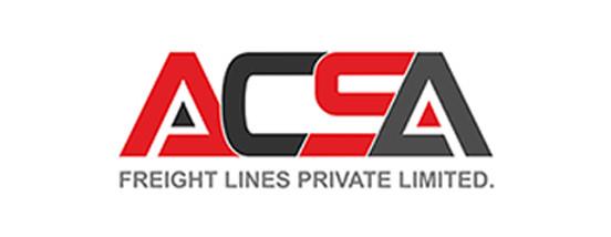 ACSA Freight Lines Pvt Ltd