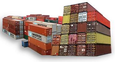 Container Storage Yard