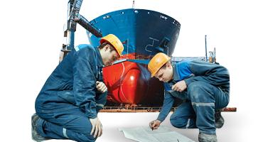 Ship Repairing & Marine Contractor