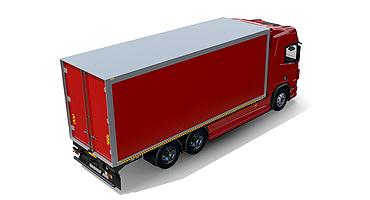 Less Truck Load  (LTL)