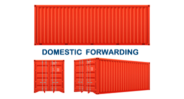Domestic Freight forwarding
